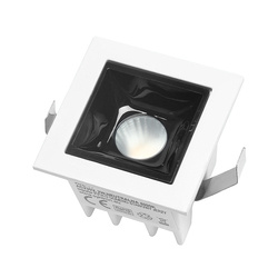 Lampa liniowa Led podtynkowa 2W 3000K biała JDl-1T
